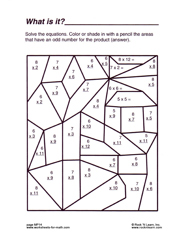 math worksheet : math worksheet mp14 : Worksheets Com Math